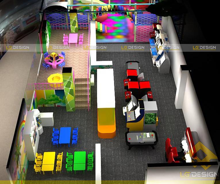 Tư vấn thiết kế khu vui chơi chất lượng với lợi nhuận cao