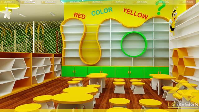 Hình ảnh 3D khu vui chơi Bình Chánh Hồ Chí Minh