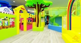 Thiết kế thi công khu vui chơi tại Phan Thiết