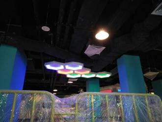 Thiết kế thi công khu vui chơi Garden Mall Q5